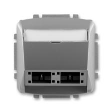 ABB 5014A-A00420 S2 Tango Kryt zásuvky komunikační (pro prvky R&M freenet)