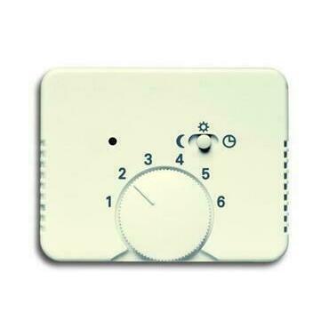 ABB 2CKA001710A3559 Alpha Kryt termostatu prostorového, s otočným ovládáním