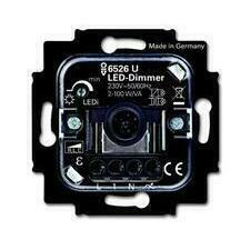 ABB 2CKA006512A0323 Přístroje Přístroj stmívače LED, pro krátkocestné ovládání (typ 6526 U-500)