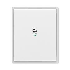 """ABB 6220E-A01004 01 free@home Kryt 1násobný, symbol """"stmívání"""""""