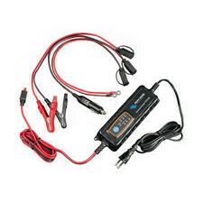 Nabíječka baterií automotive IP65 12V/4A-12V/0,8A + DC konektor