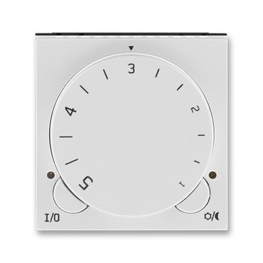 ABB 3292H-A10101 16 Levit Termostat univerzální s otočným nastavením teploty (ovl. jednotka)