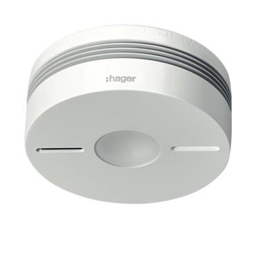 HAG TG551A Hlásič kouře a teploty s bezdrátovou komunikací, ba