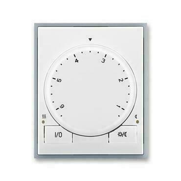ABB 3292E-A10101 04 Element Termostat univerzální s otočným nastavením teploty (ovl. jednotka)