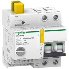 SCHN A9C61210 Jistič REFLEX iC60N Ti24 10 A 2P B RP 0,63kč/ks
