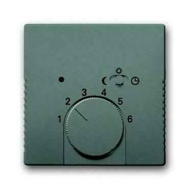 ABB 2CKA001710A3848 Solo Kryt termostatu prostorového, s otočným ovládáním