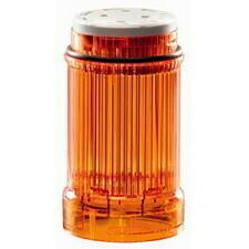 EATON 171318 SL4-L24-A Modul D=40mm s nepřerušovaným světlem, včetně LED, 24V AC/DC, IP66, oranžový