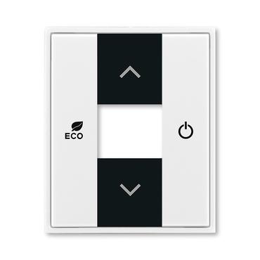 ABB 6220E-A03000 03 free@home Kryt pro termostat prostorový