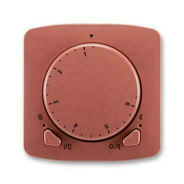 ABB 3292A-A10101 R2 Tango Termostat univerzální s otočným nastavením teploty (ovl. jednotka)