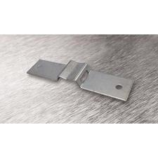 wpr8384 PTA-CON2-Z držák na sloup CONTINENTAL 2 POZI pro pásy do š. 20 mm, 2 otvory pro šroub M8, po
