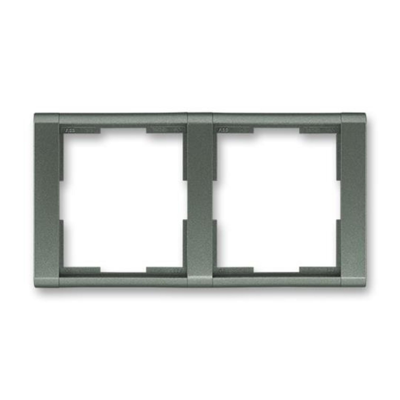 ABB 3901F-A00120 34 Time Rámeček dvojnásobný, vodorovný