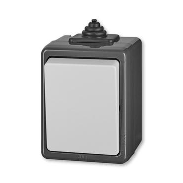 ABB 3553-80929 S Ovládač zapínací, řazení 1/0, IP44 IPxx
