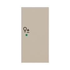 ABB 6220H-A02204 18 free@home Kryt 2násobný pravý, symbol stmívání