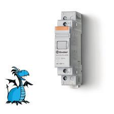 FINDER instalační relé 22.21.8.012.4000, 1Z/20A, 12V AC