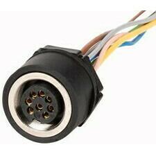 EATON 116031 SWD4-SF8-20 SWD; Krytá průchozí zásuvka pro M22