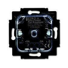 ABB 2CKA006599A3026 Přístroje Přístroj potenc. DALI TW výkon. pro tlač. spín. a otoč. ovl. (2116/11)