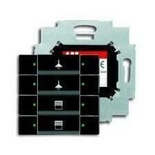 ABB 2CKA006117A0221 KNX Prvek ovládací 4násobný se sběrnicovou spojkou