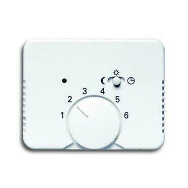 ABB 2CKA001710A3561 Alpha Kryt termostatu prostorového, s otočným ovládáním