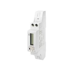 EL 1000881 Elektroměr DDS-1Y-18L 45A, 1mod., LCD, 1-fáz., 1-tar., podružný RP 0,60kč/ks