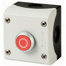EATON 216521 M22-D-R-X0/KC11/I Tlačítko ve skříňce, 1Z 1V