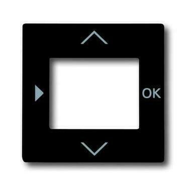 ABB 2CKA006430A0303 Future Kryt termostatu se spínacími hodinami, časovače nebo ovladače Busch-Timer