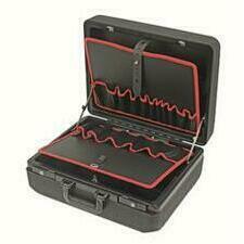 CIMCO 170076 Plastový kufr BOMBER černý 360x475x205 mm