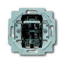 ABB 2CKA001413A0590 Přístroje Přístroj ovládače žaluziového kolébkového (1/0+1/0 s blokováním)