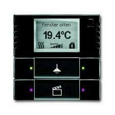 ABB 2CKA006134A0331 KNX Snímač teploty s regulátorem a ovl. prvkem 2- / 4násobným