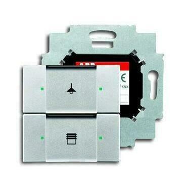 ABB 2CKA006116A0197 KNX Prvek ovládací 2násobný se sběrnicovou spojkou
