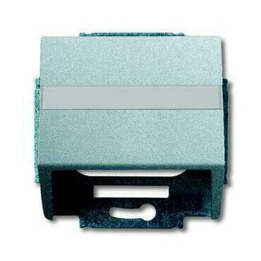 ABB 2CKA001724A4263 Future Kryt zásuvky komunikační, s popisovým polem (pro nosnou masku)