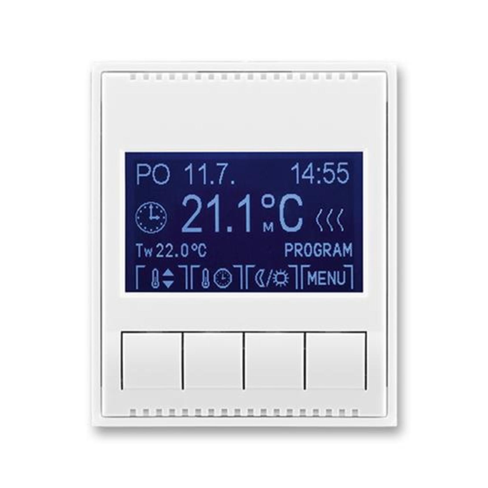 ABB 3292E-A10301 03 Element Termostat univerzální programovatelný (ovládací jednotka)