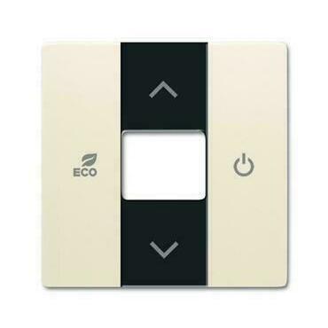 ABB 2CKA006220A0529 free@home Kryt pro termostat prostorový