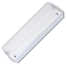 ECOPLANET Nouzové LED svítidlo,10xSMD5730,5000K,IP65
