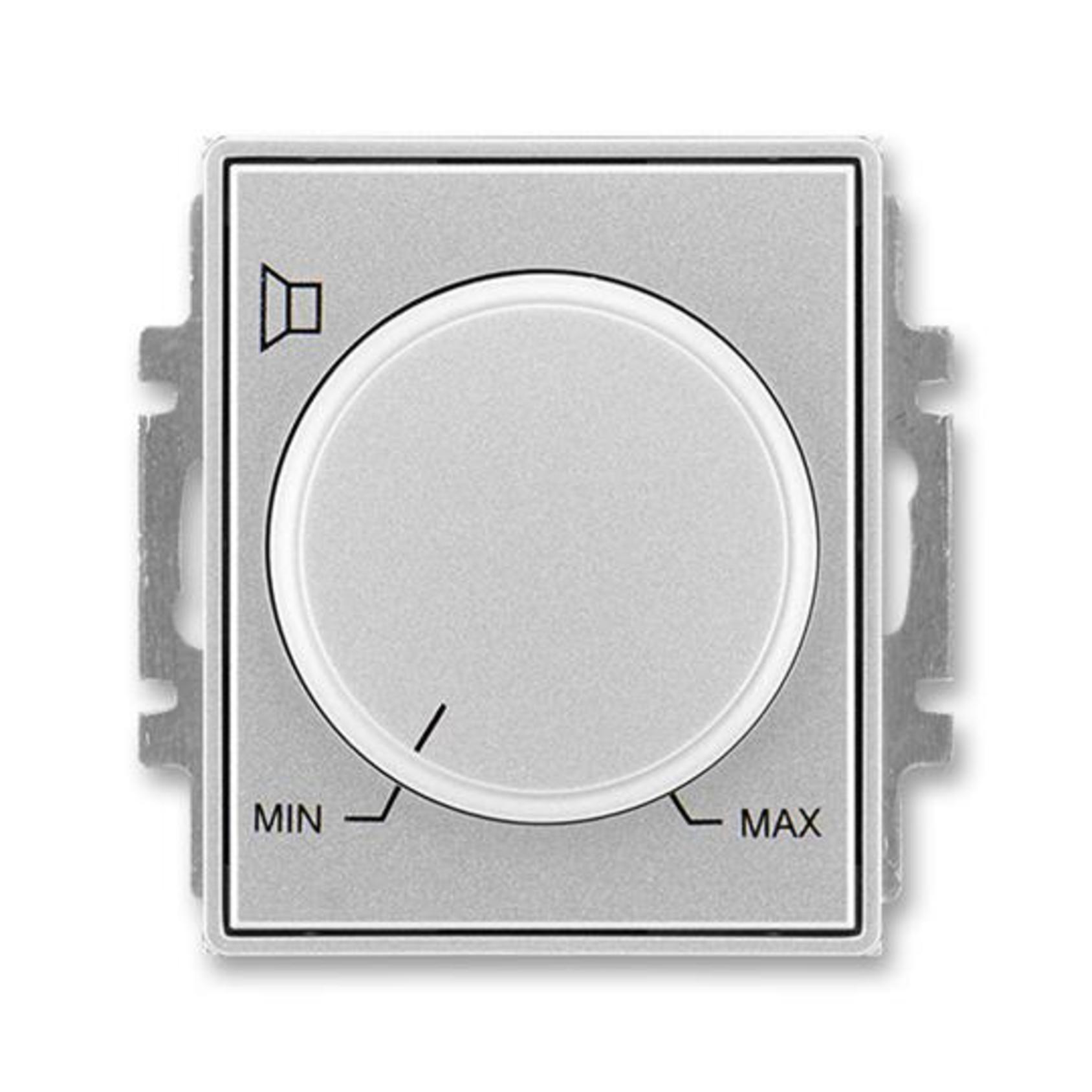 ABB 5016E-A10100 08 Time Regulátor hlasitosti 100 V, s krytem
