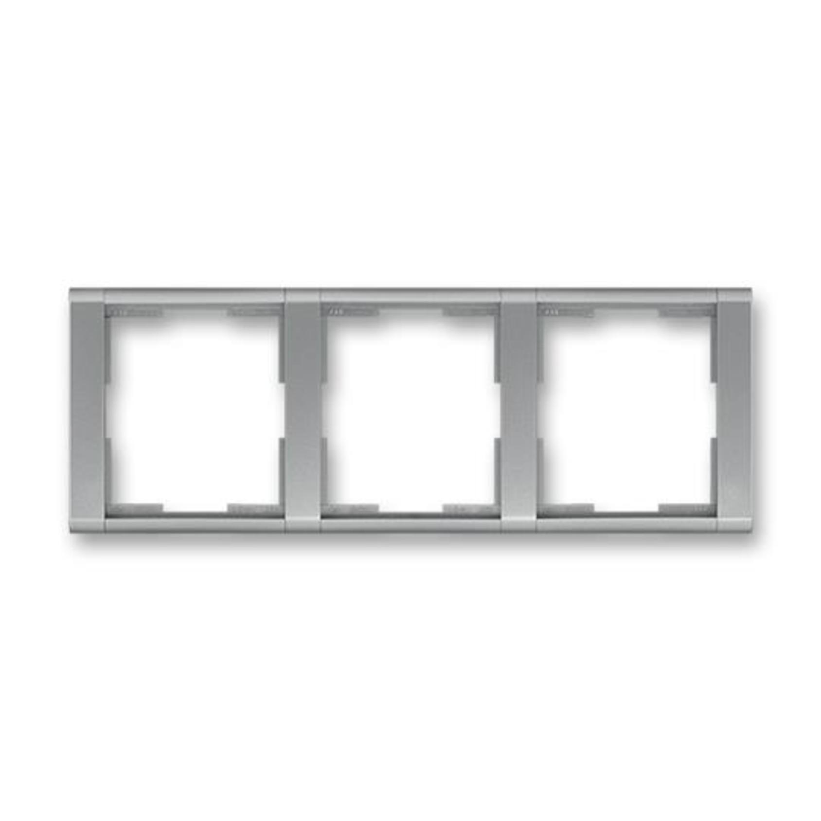 ABB 3901F-A00130 36 Time Rámeček trojnásobný, vodorovný