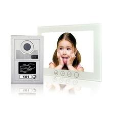 NG SBV 708M10  Sada barevného videotelefonu s integrovanou čtečkou ID karet