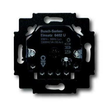 ABB 2CKA006401A0051 Přístroje Přístroj relé univerzálního sériového (typ 6402 U-500)