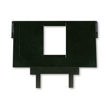 ABB 5014A-B1017 Maska nosná pro 1 komunikační zásuvku keystone Sdělovací technika