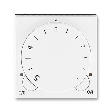 ABB 3292H-A10101 01 Levit Termostat univerzální s otočným nastavením teploty (ovl. jednotka)