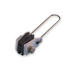 Kotevní svorka NN, 7,2 kN, 2x (16-35) mm2, pro hák i oko