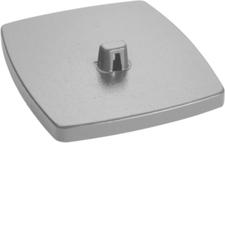HAG DAFF220007035 Podstavec pro oboustranný pilířek DAF, sv. šedá