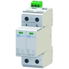 OEZ:40618 svodič bleskových proudů a přepětí SVBC-12,5-1N-MZS RP 0,61kč/ks