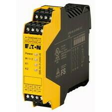 EATON 118702 ESR5-NO-31-24VAC-DC Elektronické bezpečnostní relé, 24V AC/DC, 3 zap. 1 vyp. kont., dvo
