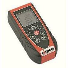 CIMCO 211560 Laserový měřič vzdálenosti 105 x 32 x 60 mm