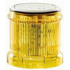 EATON 171388 SL7-BL24-Y Modul D=70mm s blikajícím světlem (2Hz), včetně LED, 24V AC/DC, IP66, žlutý