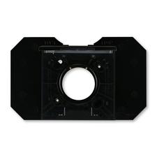 ABB 5530H-C67107 63 Levit Zásuvka centrálního vysávání, se základnou