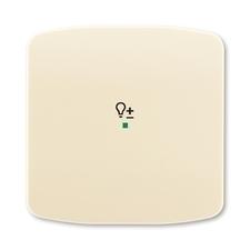 ABB 6220A-A01004 C free@home Kryt 1násobný, symbol stmívání