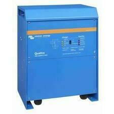 Měnič/nabíječ Victron Energy Quattro 24V/5000VA/120A-100A/100A
