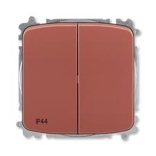 ABB 3559A-A05940 R2  Přepínač sériový, s krytem, řazení 5, IP44, bezšroubové svorky 25-IPxx Přepínač