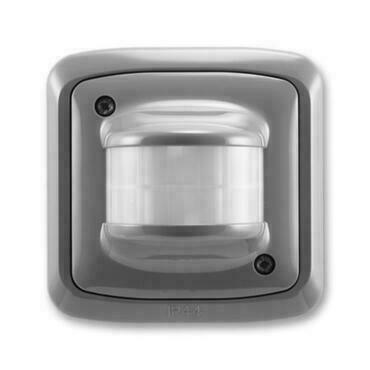 ABB 3299A-C22184 S2 Tango Spínač automatický se snímačem pohybu, kompletní, IP44